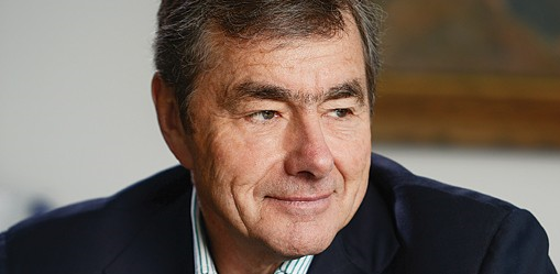 Chairman John Risley
