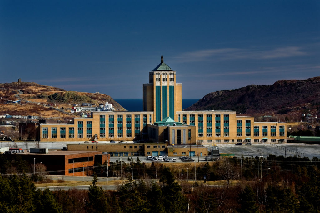 NL Confederation Building