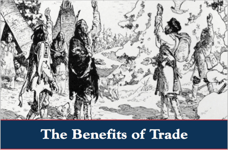 The Benefits of Trade